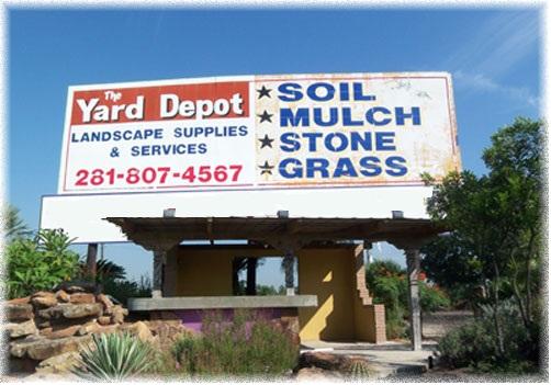 The landscape depot katy tx